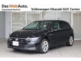 フォルクスワーゲン ゴルフ eTSI Style パノラマルーフ付デモカー 新車保証継承