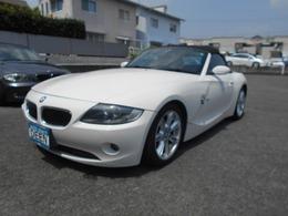 BMW Z4 ロードスター2.2i 記録簿キーレス車検整備付