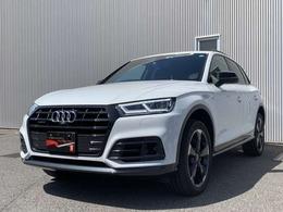 アウディ Q5 Sライン コンペティション ディーゼルターボ 4WD 元デモカー 認定中古車 限定車