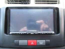 お出かけ時に欠かせないナビは流行りのメモリーナビ!CD・DVD再生機能やBT・USB接続・フルセグTV視聴と有能なナビです!