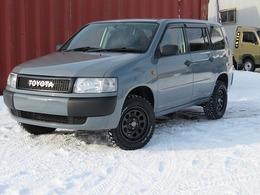 トヨタ プロボックスバン 1.5 GL 4WD リフトアップ マットタイヤ トヨタグリル
