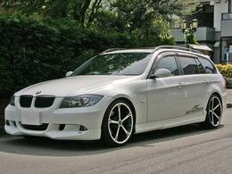 BMW 3シリーズツーリング 320i 320iツ-リング シュニッツァ-仕様 19AW