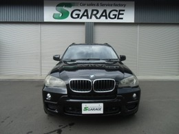 BMW X5 xドライブ 30i Mスポーツパッケージ 4WD 7人乗り ワンオナ ナビ 黒革 SR HID