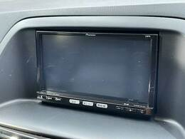 【純正SDナビ】を装備でロングドライブも快適です。フルセグTV視聴可能!