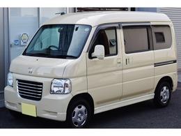 ホンダ バモスホビオ 660 G /ワンオーナー/ワイパブルマット/禁煙車