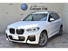 BMW X3 xドライブ20d Mスポーツ ディーゼルターボ 4WD モカレザー・前後シートヒーター・新車保証