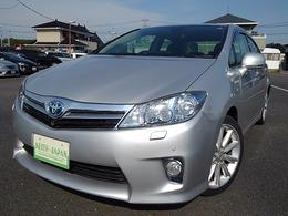 トヨタ SAI 2.4 G 茶革シート ソナー オートクルーズ ETC