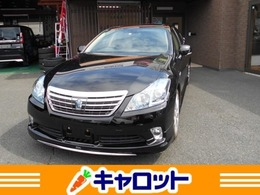 トヨタ クラウンハイブリッド 3.5 Gパッケージ 革シート モデリスタ サンルーフETC