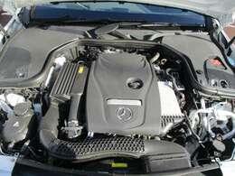 ●力強くパワフルなエンジン!停車中からの走り出しも軽やかです!