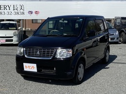 三菱 eKワゴン 660 M CD・キーレス・A/C・Wエアバック・純正AW
