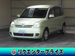トヨタ シエンタ 1.5 X リミテッド キーレス/ナビ/Bカメラ/DVD再/MSV/AUX/ETC