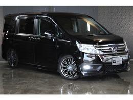 ホンダ ステップワゴン 2.0 スパーダ Z 4WD SDナビ/両側電動/TEIN車高調/フリップ/18AW