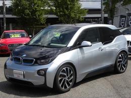 BMW i3 ベースモデル HDDナビ バックカメラ ETC 取説記録簿