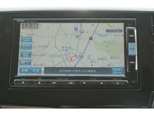純正ナビ<VXM-142VFi>Bluetooth・CD・DVD・フルセグTV