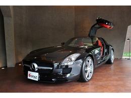 AMG SLSクラス SLS AMG クラシックレッドレザー D車 1オーナー