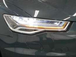 オプション マトリクスLEDヘッドライト☆関東最大級のAudi・VW専門店!豊富な専門知識・経験で納車後もサポートさせていただきます☆