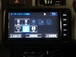 純正SDナビゲーション(NSZT-W64)DVD・CD・TV・ブルートゥース・Bカメラ完備♪♪