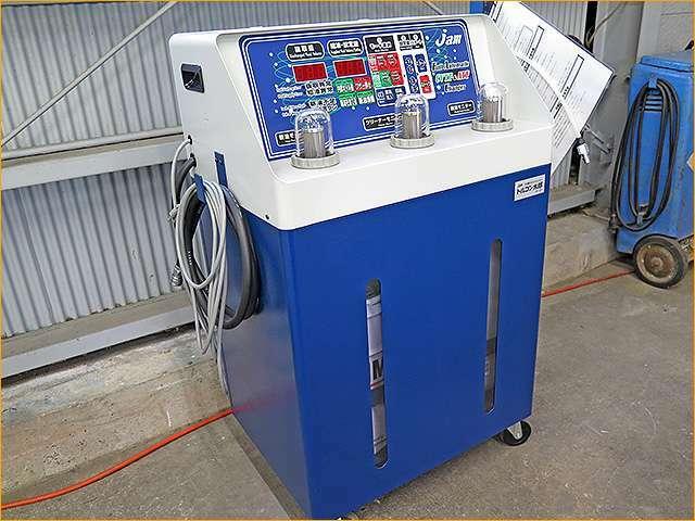 Bプラン画像:トルコン太郎でATFを新油プラン