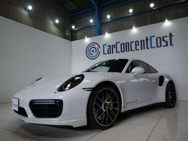 911ほど同モデルで細かくセグメントされた車種をリリースしている車はありません。その中の頂点ともいうべき存在が911ターボSといえるでしょう。