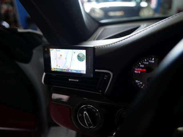GPSレーダー装備。