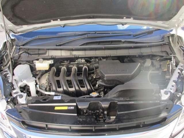 低燃費JC08モード燃費・15Km・ハイパワーCVT