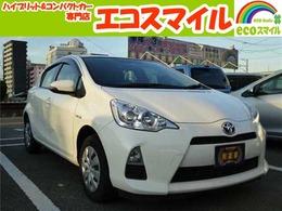 トヨタ アクア 1.5 L ETC ウインカーミラー キーレス WEB商談可