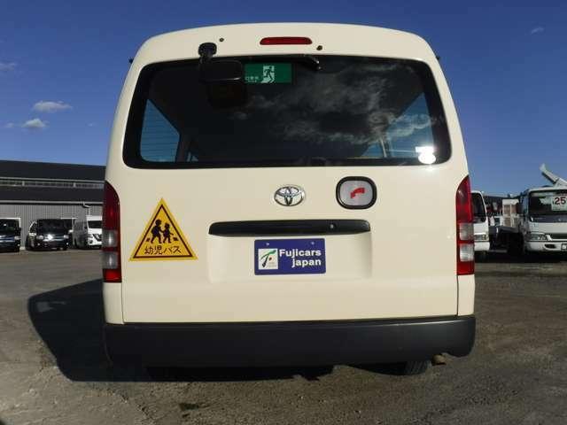バスをもっと身近でお役立てるようにコンディションがよく、割安感があるお車を御提供できるようにしています。