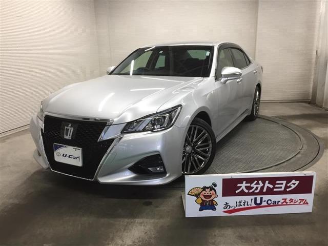 大分トヨタ&ネッツトヨタ東九州合同あっぱれU-CARスタジアムの物件をご覧いただきありがとうございます。お問い合わせの際はカーセンサーを見たとお伝えください。