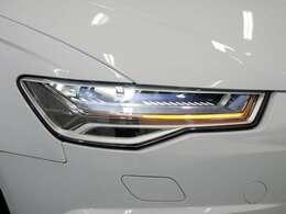 オプション マトリクスLEDヘッドライト(ハイビームアシスト/ヘッドライトウォッシャー付)☆関東最大級のAudi・VW専門店!豊富な専門知識・経験で納車後もサポートさせていただきます☆