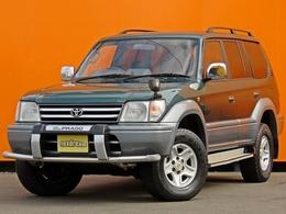 トヨタ ランドクルーザープラド 3.4 TZ 4WD フルノーマル車両