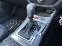 【5速AT】シフトも操作しやすく快適なドライブを楽しんでいただけます♪