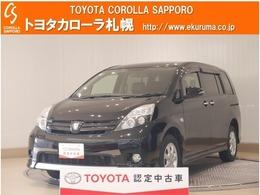 トヨタ アイシス 1.8 プラタナ Vセレクション ノアール 4WD メモリーナビ・バックモニター付