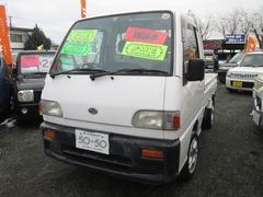 スバル サンバートラック の中古車 660 SDX 三方開 4WD 岩手県滝沢市 18.0万円