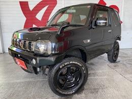 スズキ ジムニー 660 ランドベンチャー 4WD ワンオーナー 社外アルミ リフトアップ