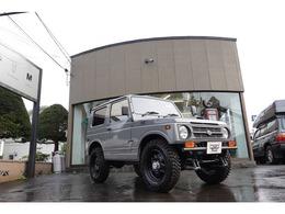 スズキ ジムニー 660 ワイルドウインド リミテッド 4WD 社外前後バンパー 新品マッドタイヤ
