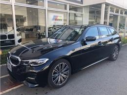 BMW 3シリーズツーリング 320d xドライブ Mスポーツ ディーゼルターボ 4WD ヘッドアップ コンフォート デモカー