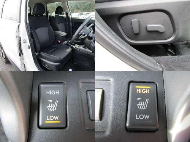 フロントシート フロント左右パワーシートで、運転席&助手席共にシートヒーターが付いています。 シート類も問題無し