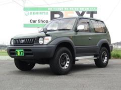 トヨタ ランドクルーザープラド の中古車 2.7 RX 4WD 滋賀県栗東市 162.0万円