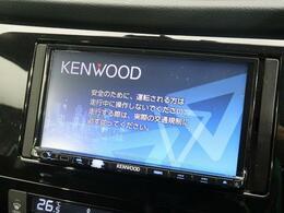 【ケンウッドメモリナビ】嬉しいナビ付き車両ですので、ドライブも安心です☆もちろん各種最新ナビをご希望のお客様はスタッフまでご相談下さい♪