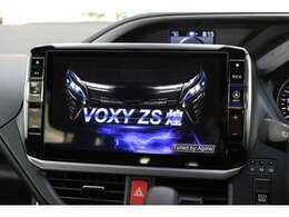 アルパインBIG-X 11型ナビ♪フルセグTV、CD・DVD再生、音楽録音、Bluetooth機能付き♪