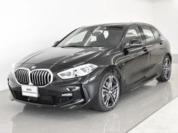 BMW 1シリーズ 118i Mスポーツ DCT iDriveナビP Rアシスト 18AW 弊社デモカー