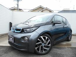 BMW i3 スイート レンジエクステンダー装備車 19AWブラウン革LEDドラレコ94Ah禁煙認定車