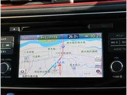 EV専用ナビ+フルセグTV!EV専用NissanConnectアプリで、クルマから離れていても、アプリからエアコンや充電の設定が可能です!