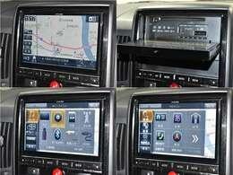 9型 大画面ナビ≪アルパイン BIG-X 9≫を装備!見やすいナビ画面で楽しいドライブを!