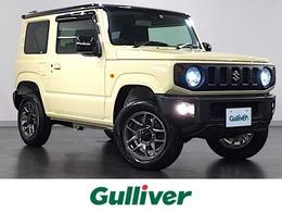 スズキ ジムニー 660 XC 4WD 届出済未使用車 セーフティサポート LED