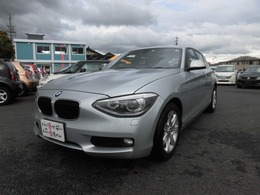 BMW 1シリーズ 116i 禁煙 HDD DVD 革 Sヒーター  ETC