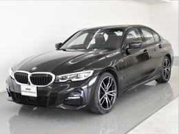 BMW 3シリーズ 320d xドライブ Mスポーツ ディーゼルターボ 4WD 黒革 Tビュー オートT ACC OP19AW 弊社デモ