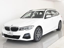 BMW 3シリーズツーリング 318i Mスポーツ SR コンフォートP ACC Tビュー 弊社デモ