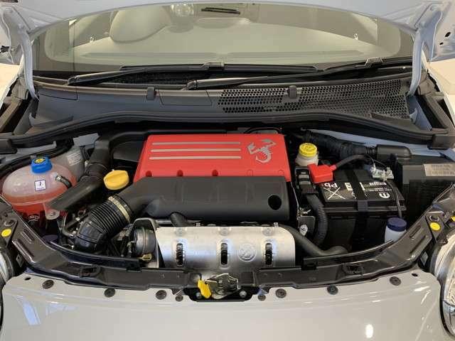 1400CCターボエンジン カタログ値145PS