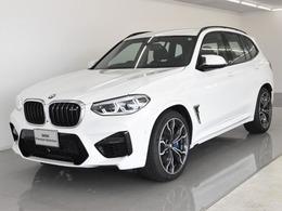 BMW X3 M 3.0 4WD 黒革 カーボントリム HUD 21AW 弊社デモ
